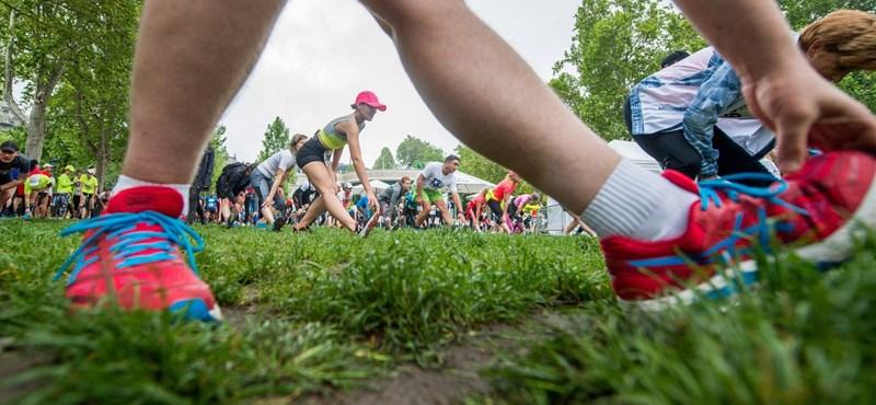 Megdőlt a nevezési rekord a Budapest Maratonra