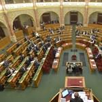 Mit szólnak a képviselők Orbán cukisodásához? - Percről percre a parlamentből