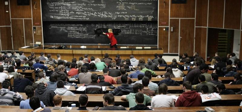 Egy egyetem, ahol a hallgatók kétharmada fél év alatt jól fizető állást talál