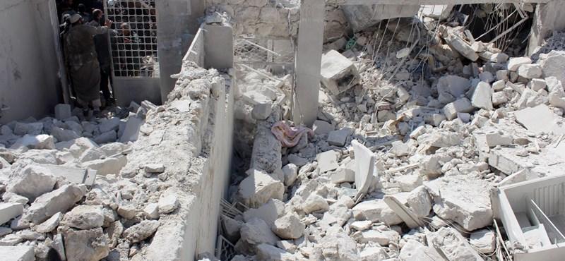 Népirtás Szíriában: az áldozatok többsége az utcán fulladt meg