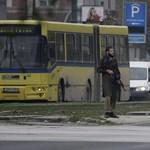 Razzia Szerbiában a szarajevói támadás után