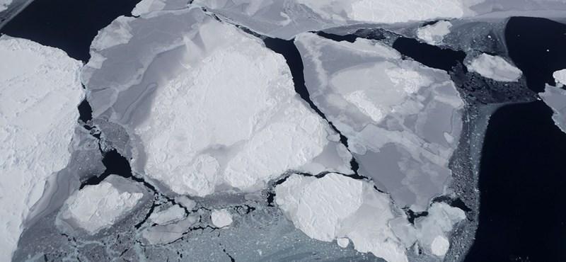Milyen bizonyítékok lapulnak az Antarktisz több ezer éves jégrétege alatt?