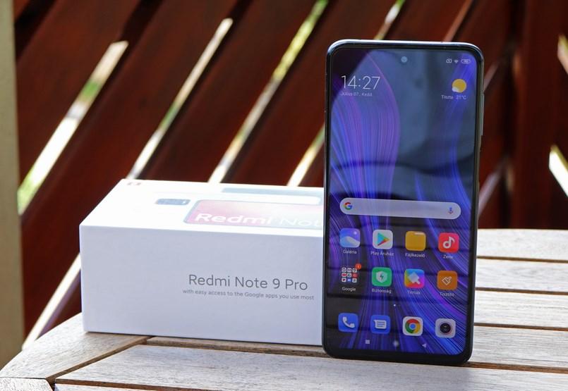 Kipróbáltuk a Xiaomi új ár-érték bajnok mobilját