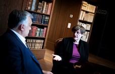 Karikó Katalint fogadta Orbán