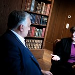 Disznósajtról és paprikáról is sztorizott Orbán Karikó Katalinnal
