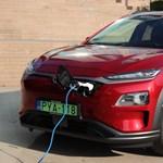 500 kilométeres hatótáv: hazánkban a Hyundai elektromos divatterepjárója