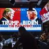 Példátlan személyeskedésbe és káoszba süllyedt Trump és Biden első tévévitája