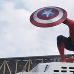 Pókember is bemutatkozik az új Amerika kapitány-előzetesben