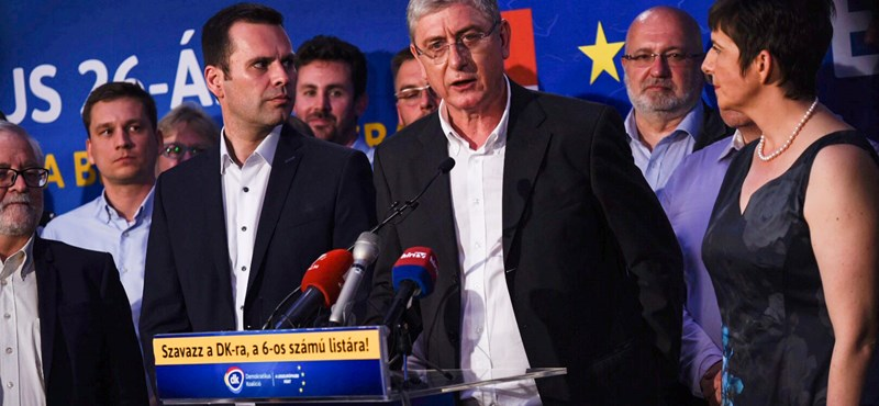 Medián: Erősödött a DK és a Momentum, az LMP szavazótábora a felére csökkent