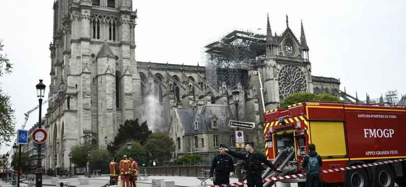 Közzétették a listát, mit sikerült kimenteni a Notre-Dame-ból, és mi pusztult el