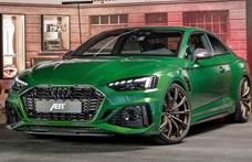 Visszafogott tuninggal lett igazán izgalmas az Audi RS5 Coupé
