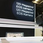 Megmutatták a 120 megapixeles fényképezőgépet, olyan, mint az emberi szem