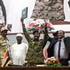 Békés átmenet jöhet Szudánban