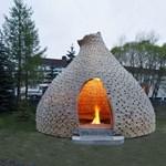 Norvég tűzrakóhely kicsit másképp