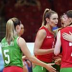 Kikapott a magyar röplabda-válogatott Azerbajdzsántól
