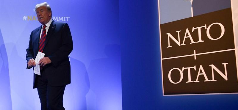 Trump kierőszakolt egy kényszermegállapodást a NATO-ban, csak nem tudni, miről