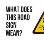 Teszt: Megérti ezeket a bizarr KRESZ-táblákat a világból?