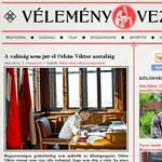 VV: Orbánéknak csak a pénzünk kellett