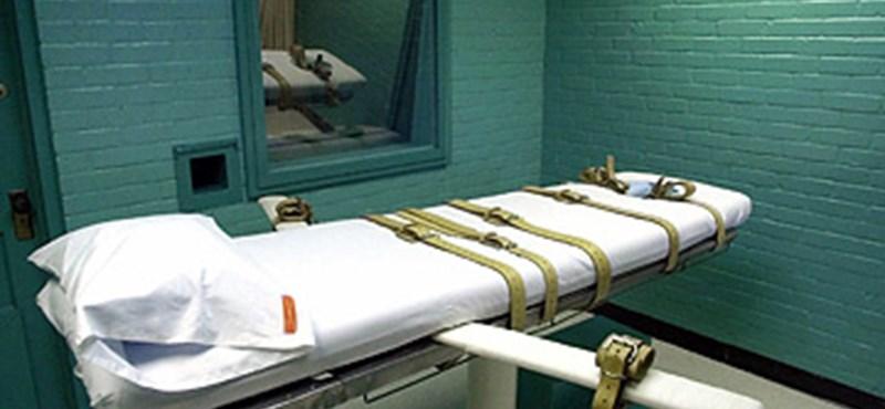 Elhalaszthatnak kivégzéseket Arizónában, mert nincs méreginjekciójuk