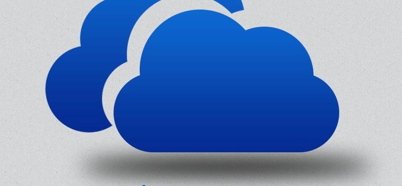 Megváltozik a SkyDrive neve