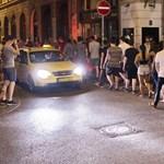Közel 70 rendőr hiányzik a bulinegyedből
