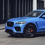 Tömegek kérték: 550 lóerős divatterepjáró a Jaguartól
