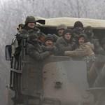 Az ukránok feladták Debalcevét