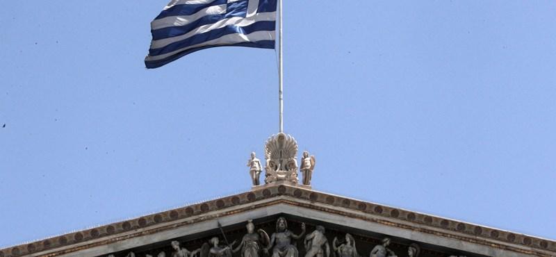 Ez mindenkit meglepett: nőtt a görög gazdaság