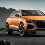 Az Audi Q8 nagyágyú nem Győrben, hanem Pozsonyban fog készülni