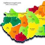 Nógrád, Baranya és Szabolcs a cégtörlési rekorder