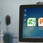 Fut a Windows az iPaden - az Apple nem fog örülni...