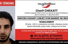 Ez a férfi lövöldözött Strasbourgban