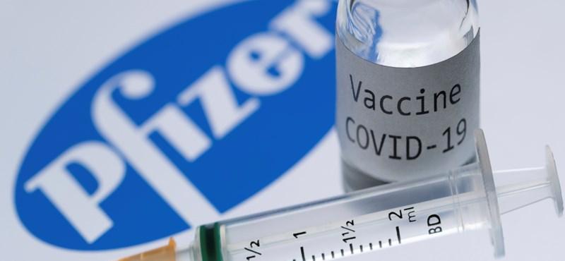 Újabb helyről jelentettek allergiás reakciót a Pfizer-vakcina beadása után
