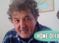 """Scherer Péter a Home office-ban: """"A Föld kevesebbet bír el, mint mi gondoltuk"""""""