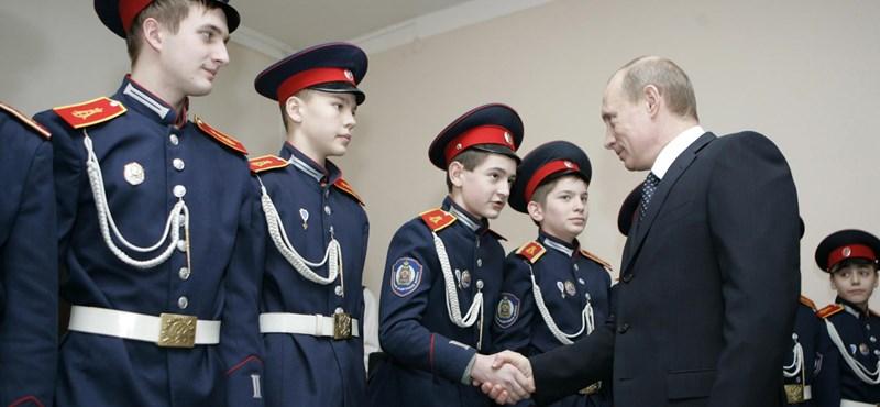 Az oroszokban valami elpattant