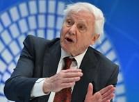 David Attenborough karanténprogramját mi is megirigyelhetjük