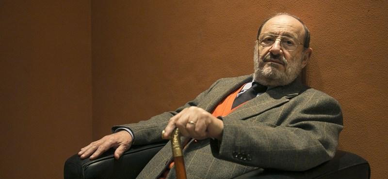 """Umberto Eco: """"Az Iszlám Állam az új nácizmus"""""""