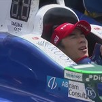 Méghogy a japánok nem őrülnek meg? Kivéve, amikor Takuma Szato megnyeri az Indy 500-at – videó