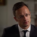 Szijjártó Péter megdicsérte a saját főnökét, Orbán Viktort