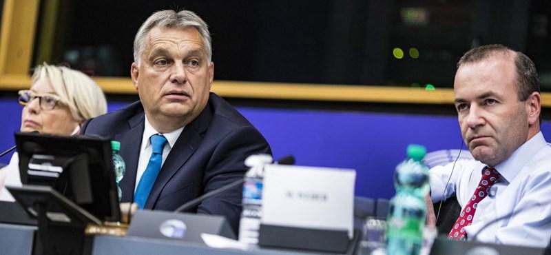 Két mondatban reagált az Európai Néppárt a Fidesz kilépésére