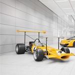 Ötven éves a McLaren