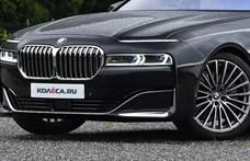 Kémfotókon a teljesen új 7-es BMW