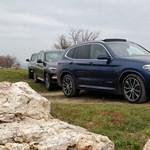 Bakancs és futócipő: kipróbáltuk az új BMW X3-at és 6-os GT-t