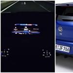Megmutatta, mit tud az autópályán az új Volkswagen Golf R – videó