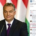 A rajongók és a trollok sem feledkeztek meg Orbán születésnapjáról