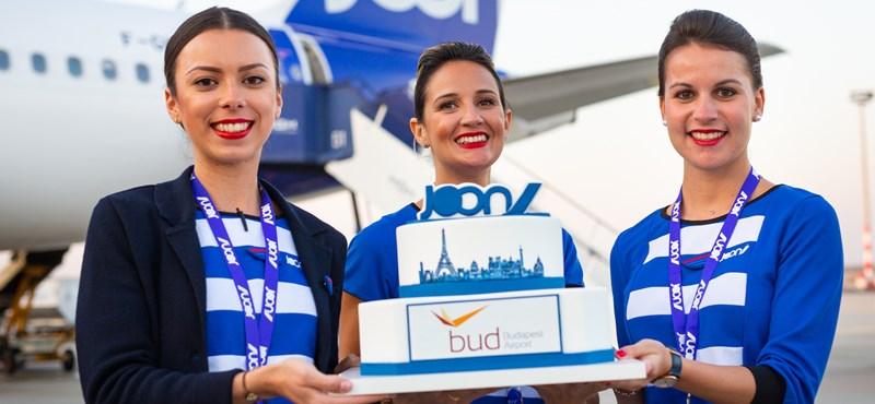 Tornacipős személyzettel vinné Párizsba a 35 év alatti magyarokat az új légitársaság