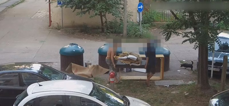 Beváltak a kamerák az illegális szemetelők lefülelésében