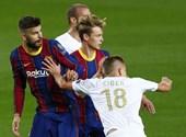 Barcelona-Ferencváros 3-1