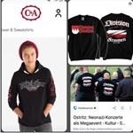 A német neonácikéra megszólalásig hasonló pulóvert dobott piacra a C&A