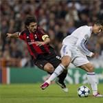 A Bajnokok Ligája keddi eredményei, a Real Madrid legyőzte az AC Milant